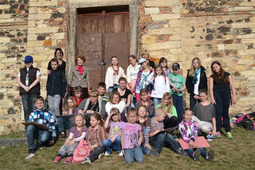 Fotogalerie - Záchrana kostela sv. Jakuba v Mrzlicích